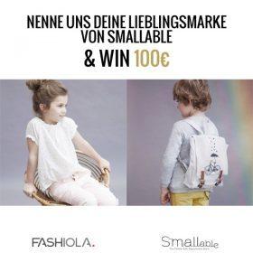Nenne uns deine Lieblingsmarke von Smallable & gewinne einen 100€ Gutschein!