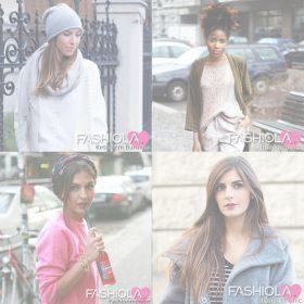 We love Fashion Bloggers!