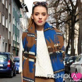 """""""Franelle"""" im Fashiola Blogger Interview"""