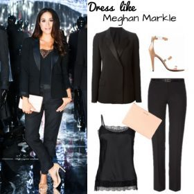 Dress like SUITS Girl: Meghan Markle