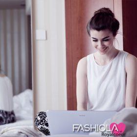 """Royalcoeur"" im Fashiola Blogger Interview"