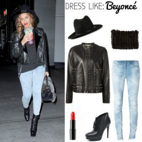 Dress like: Beyoncé!