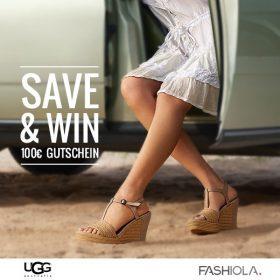Save & Win einen 100 € Gutschein von UGG Australia!