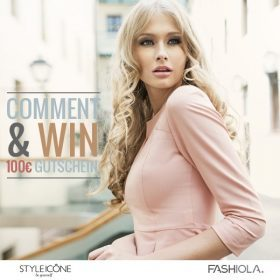 Comment & Win einen 100 € Gutschein von Styleicone!