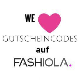 Wusstest du, dass wir Gutscheincodes auf Fashiola haben?