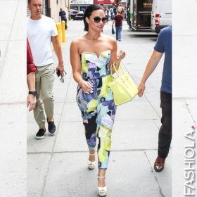 Spotted: Must-Have Jumpsuit von Demi Lovato