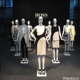 Mein Tag bei HUGO BOSS