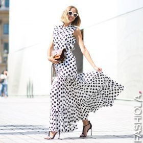 Street style - The street is YOUR runway