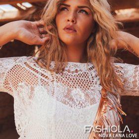 NOVA LANA LOVE im Fashiola Blogger Interview