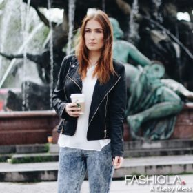 "Fashiola Blogger Interview mit ""A Classy Mess"""