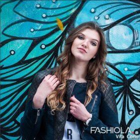 """""""Vita Corio im Fashiola Blogger Interview"""""""