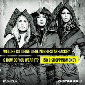 Reply & Win: Welche ist deine Lieblings-G-STAR-Jacke?