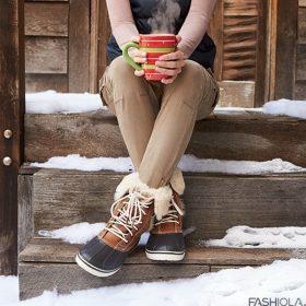 Shopping-Tipp: Finde jetzt die perfekten Winterschuhe