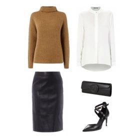 Fashion ID - Outfits mit Weihnachtsflair