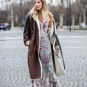 Trends der Haute Couture Fashion-Week im Streetstyle