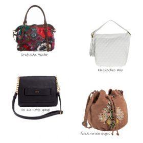 Die Handtaschen Trends 2016
