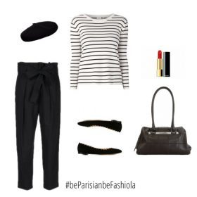 Be Parisian Be Fashiola!