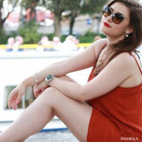 Der perfekte Beachlook mit Sara Bow