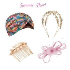 Blumenkränze, Haarbänder, und co.: Zeigt her eure Haarpracht!