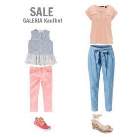 Endlich: Der SALE bei GALERIA Kaufhof hat begonnen!