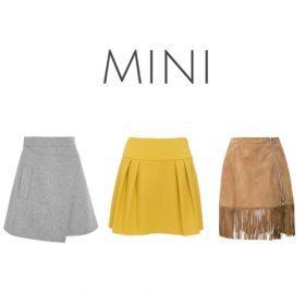 Mini, Midi, Maxi: Röcke für Alle!