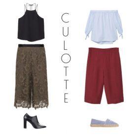 Culotte, Palazzo, Haremshose: Wie style ich weite Hosen?