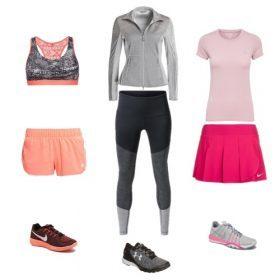 Sportlicher Spätsommer: Unsere Outfits für Sommerabend Workouts