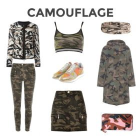 HOT or NOT: Camouflage