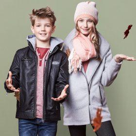 Hallo Herbst: 20% Rabatt auf ausgewählte Kindermode bei GALERIA Kaufhof