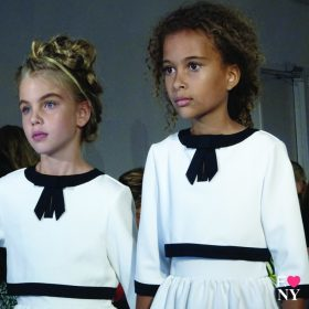Day 3: Kids ganz groß bei der Fashion Week!