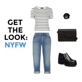 Day 4: Get the Look - Fashion Week Edition!