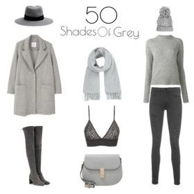 50 Shades of Grey: Wir lieben Grau!
