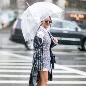 Regenwetter: 6 Tipps für ein gelungenes Styling an Regentagen