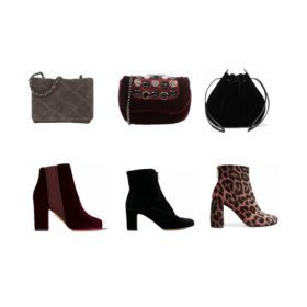 Velvet All Over - diesen Herbst erobert Samt die Modewelt!