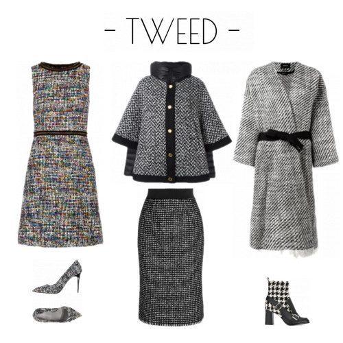Tweed: Ein Trend, der Nie aus der Mode kommt