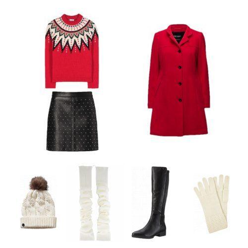 Stylish Elegant oder Winterlich Warm: Dein perfektes Outfit für den Weihnachtsmarkt