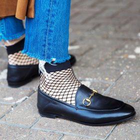 How To Wear: Netzstrumpfhosen