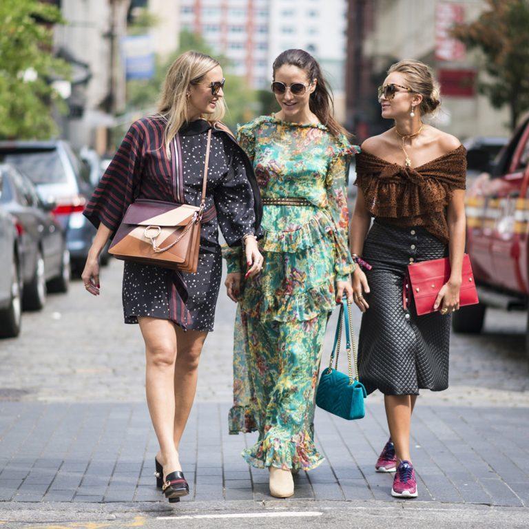 Jumpsuits, Kleider & Röcke - Heiße Partylooks für den Sommer
