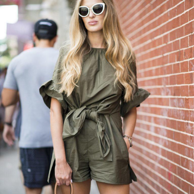 Playsuits & Jumpsuits – Die coolsten Modelle für sommerliche Looks