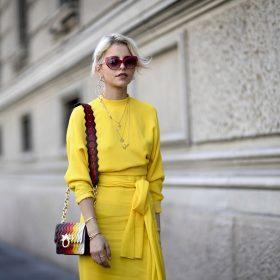 Trend Report - So kombiniert ihr Gelb am schönsten