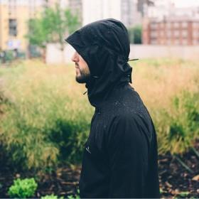 Regenjacke Herren