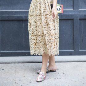 Flache Schuhe zum Kleid – Das perfekte Dress zu deinen Flats
