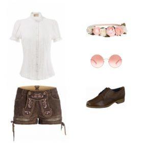 Der moderne Wiesn-Look - Lederhose kombinieren