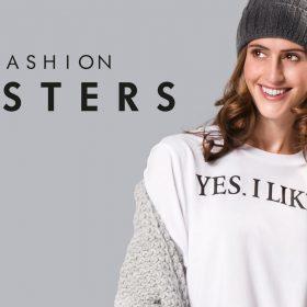 Kuschelfavoriten bei Fashionsisters