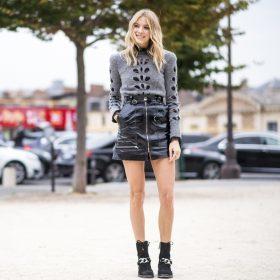 Rock Chic - Wie wir Röcke im Winter tragen