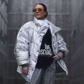 Metalic Winterjacken - Warum wir die auffälligen Modelle lieben