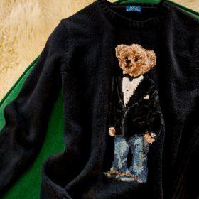 Der Ralph Lauren Polo Bär