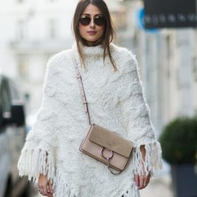All White Everything – So trägst du Weiß im Winter
