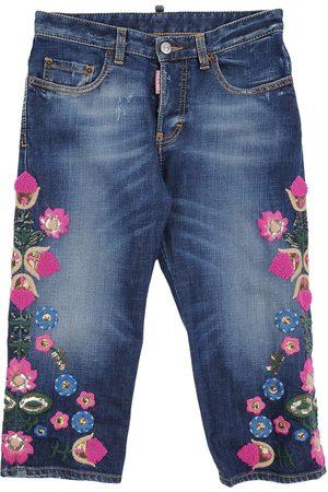 Mädchen Jeans - Dsquared2 DENIM - Jeanshosen