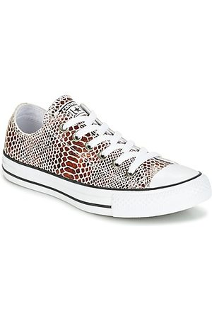 10 FEET Sneaker CHUCK TAYLOR ALL STAR FASHION SNAKE OX BROWN/BLACK/WHITE